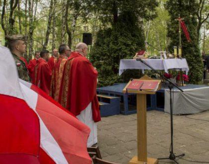 Uroczystości na cmentarzu włoskim (fotorelacja)