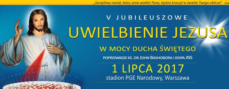 """""""Jezus na stadionie"""" - wyjazd do Warszawy"""