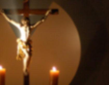 Adoracja Pana Jezusa w Wielkim Tygodniu
