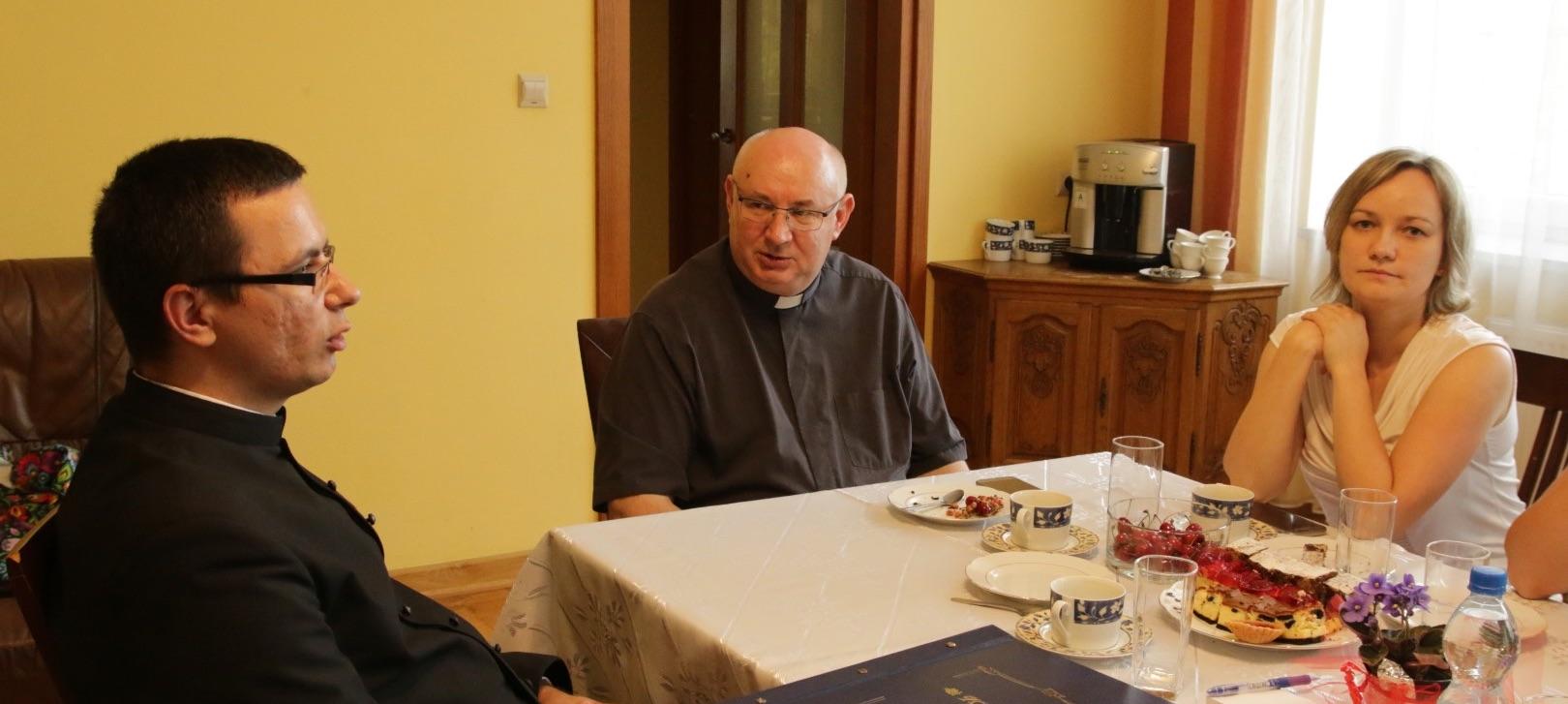 Kontrola Parafialnego Zespołu Caritas