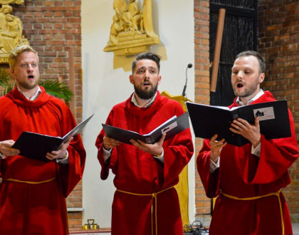 Koncert chóru Cantores Minores z Warszawy [FOTO]